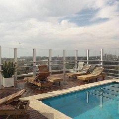 Отель Departamento Blue Tower бассейн