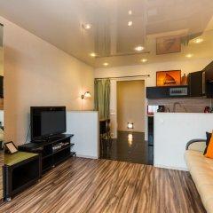 Апартаменты на Егорова Студия с различными типами кроватей фото 14
