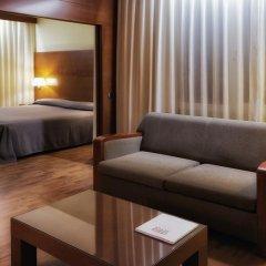 Отель Aparthotel Mariano Cubi Barcelona 4* Полулюкс с различными типами кроватей