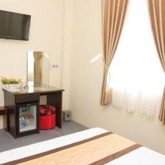Dong Bao Hotel An Giang Стандартный номер с различными типами кроватей фото 7