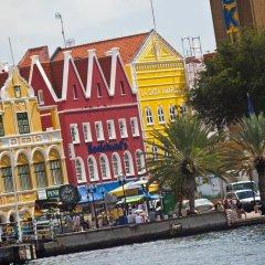 Отель Renaissance Curacao Resort & Casino 4* Стандартный номер с различными типами кроватей фото 6