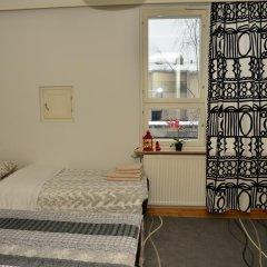 Апартаменты Helppo Hotelli Apartments Rovaniemi комната для гостей фото 5