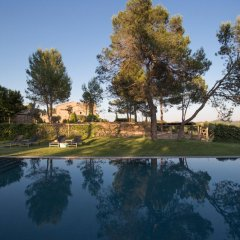 Отель La Garriga de Castelladral бассейн фото 3