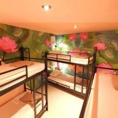 Everyday Bangkok Hostel Кровать в общем номере фото 2