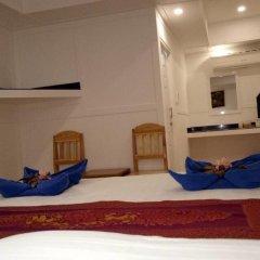 Отель Lanta Island Resort 3* Номер Делюкс с различными типами кроватей фото 3