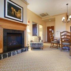 Отель Best Western Plus Waterbury - Stowe 3* Стандартный номер с 2 отдельными кроватями фото 19
