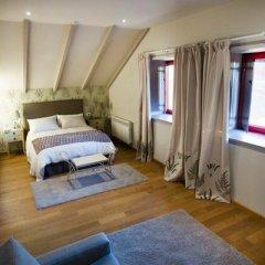 Hotel Rústico Casa das Veigas 2* Стандартный номер с различными типами кроватей фото 8
