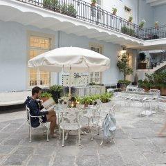 Отель Casa San Ildefonso Мехико питание