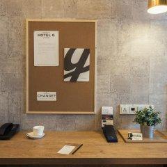 Hotel G Singapore 4* Номер категории Премиум с различными типами кроватей фото 8