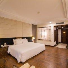 Saigon Halong Hotel 4* Номер Делюкс с различными типами кроватей фото 4