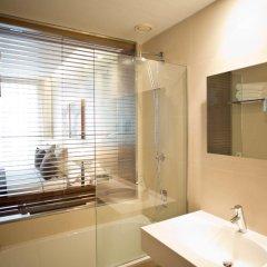 Hotel Carris Porto Ribeira 4* Стандартный номер с различными типами кроватей фото 5
