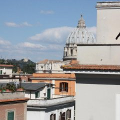 Отель Saint Peter's Lodgings балкон
