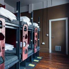 Clink78 Hostel Номер Prison cells с двухъярусной кроватью (общая ванная комната) фото 12