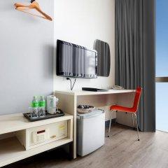 Отель D Varee Xpress Makkasan 3* Стандартный номер фото 6