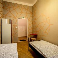 Ahoy! Hostel Номер категории Эконом с 2 отдельными кроватями (общая ванная комната) фото 4