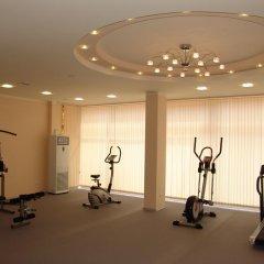 Отель Happy Aparthotel&Spa фитнесс-зал фото 2