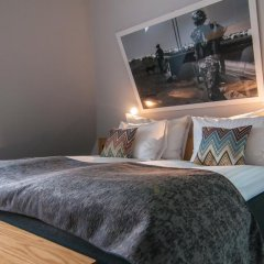 Radisson Blu Royal Hotel, Stavanger 4* Стандартный номер с различными типами кроватей фото 4