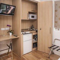 Отель 88 Studios Kensington Апартаменты с различными типами кроватей фото 21