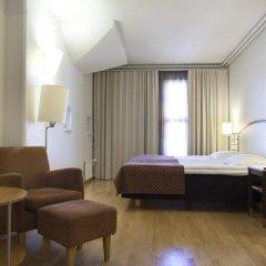 Отель Scandic Grand Marina 4* Стандартный номер фото 10