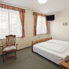 Отель Pension Villa Rosa 3* Стандартный номер с двуспальной кроватью фото 8
