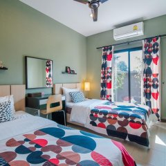 Отель Villa Na Pran, Pool Villa Таиланд, Пак-Нам-Пран - отзывы, цены и фото номеров - забронировать отель Villa Na Pran, Pool Villa онлайн детские мероприятия