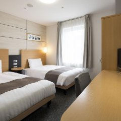 Comfort Hotel Tokyo Higashi Nihombashi 3* Стандартный номер с 2 отдельными кроватями фото 2