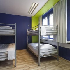 Отель Generator Berlin Prenzlauer Berg Номер с общей ванной комнатой с различными типами кроватей (общая ванная комната) фото 2