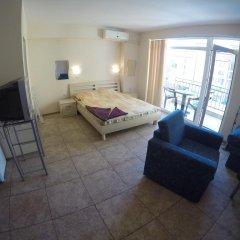 Отель VP Kamelia Garden Studios Солнечный берег комната для гостей