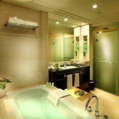 Отель Swiss Grand Xiamen 4* Люкс повышенной комфортности с различными типами кроватей фото 3