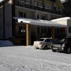 Гостиница Adel Hotel на Домбае отзывы, цены и фото номеров - забронировать гостиницу Adel Hotel онлайн Домбай парковка