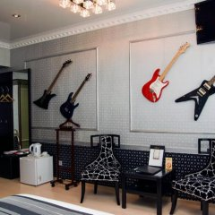 Гостиница Моцарт 3* Номер Комфорт с различными типами кроватей фото 3