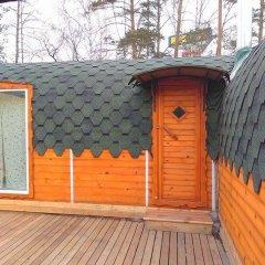 Гостиница Уральский Теремок Коттедж с различными типами кроватей фото 9