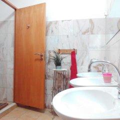 Refuge in Santa Marta Hostel ванная