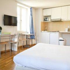 Отель Residhotel Vieux Port Студия с различными типами кроватей фото 6