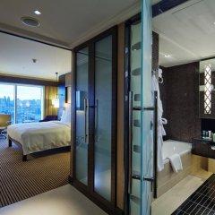 Отель Hilton Baku 5* Стандартный номер разные типы кроватей фото 3