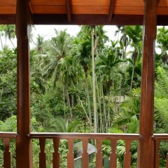 Отель Elephant Rock Cottage Унаватуна балкон