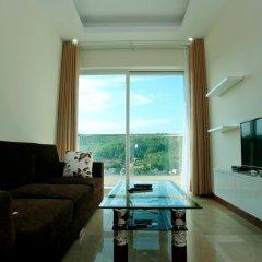 Отель Condotel Ha Long Апартаменты с различными типами кроватей фото 5