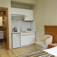 Отель Art Nouveau Galata 3* Люкс повышенной комфортности с различными типами кроватей фото 5
