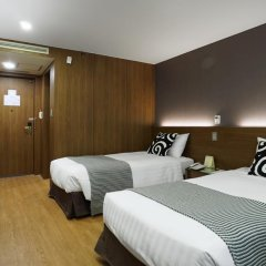 Itaewon Crown hotel 3* Стандартный номер с 2 отдельными кроватями