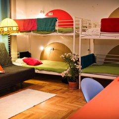 Hostel Budapest Center Стандартный номер с различными типами кроватей фото 23
