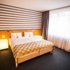 Отель Holiday Inn Vienna City 4* Стандартный номер с различными типами кроватей фото 3