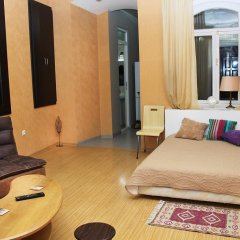 Апартаменты Vachnadze Apartment комната для гостей фото 4