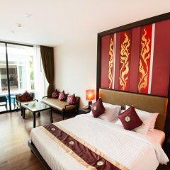 Royal Thai Pavilion Hotel 4* Полулюкс с различными типами кроватей фото 6