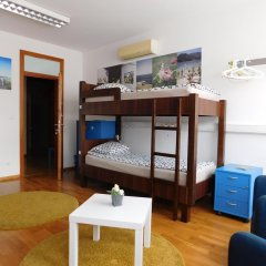 Hostel Bureau Кровать в общем номере с двухъярусной кроватью фото 4