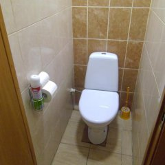 Гостиница Капитал Эконом Номер с общей ванной комнатой с различными типами кроватей (общая ванная комната) фото 6