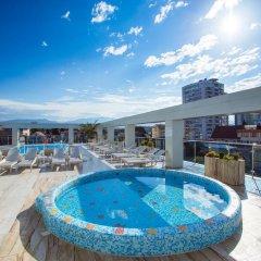 Гостиница El Paraiso бассейн