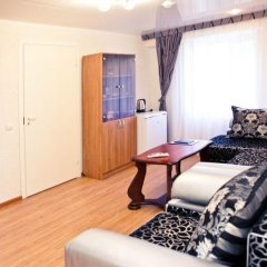 Гостиница Волгоградская Люкс с двуспальной кроватью фото 11