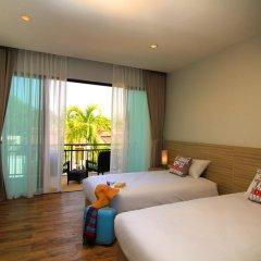 Отель The Fusion Resort 3* Улучшенный номер с 2 отдельными кроватями фото 3