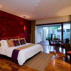 Отель Sareeraya Villas & Suites 5* Люкс повышенной комфортности с различными типами кроватей фото 13