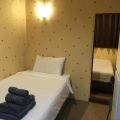 Decor Do Hostel Стандартный семейный номер с различными типами кроватей